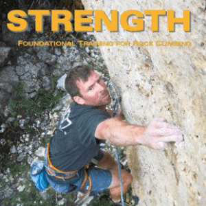 CS strength foundational training for rock climbing cover