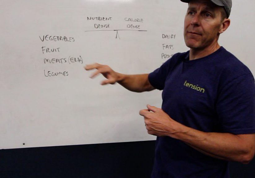 IMG nutrient density
